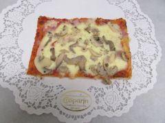 PIZZA PROSCIUTTO-FUNGHI stk.