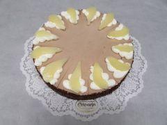SCHOKOLADE-BIRNENTORTE 26 cm